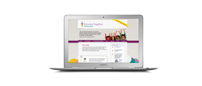 Primary school website