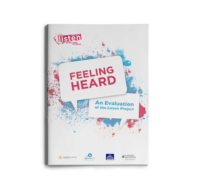 Feeling Heard report cover